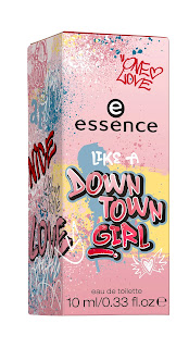 essence urbaniced fragrance