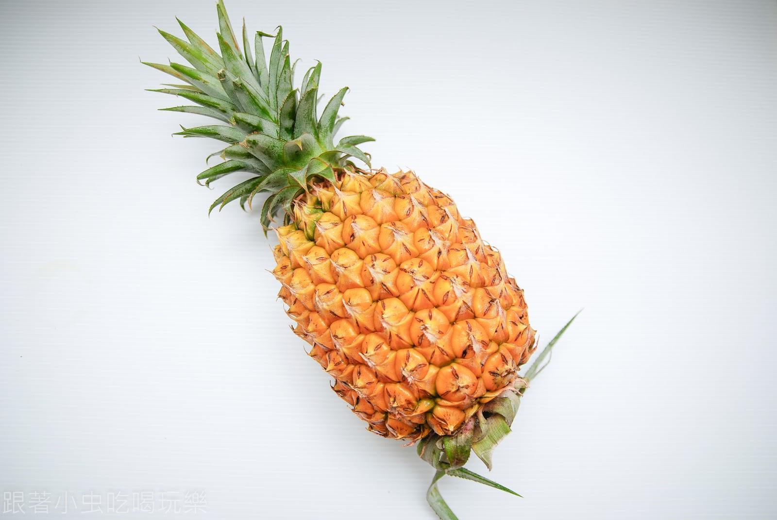 跟著小蟲吃喝玩樂: [網路宅配好水果] 來自屏東有機的鳳梨及超好吃的鳳梨果乾 @ 臺灣維根鳳梨 (體驗)