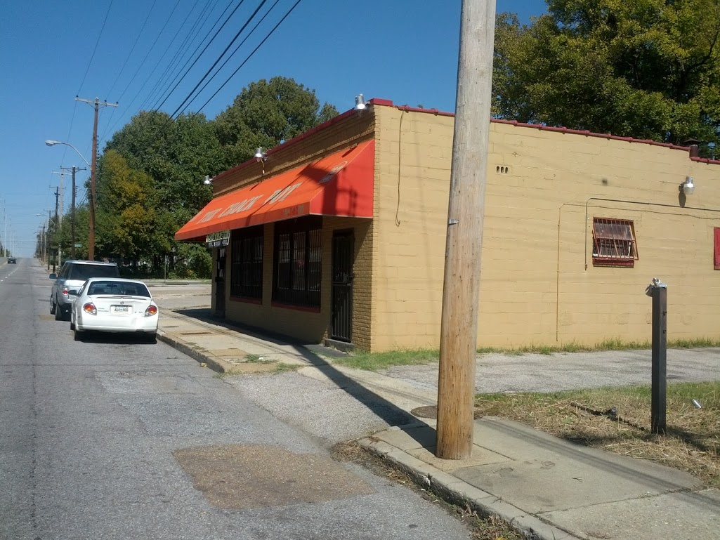 Memphis Que Florida Street  Mamas Flavors and the Charcoal Warehouse