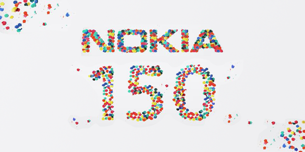 Nokia is 150 years old today