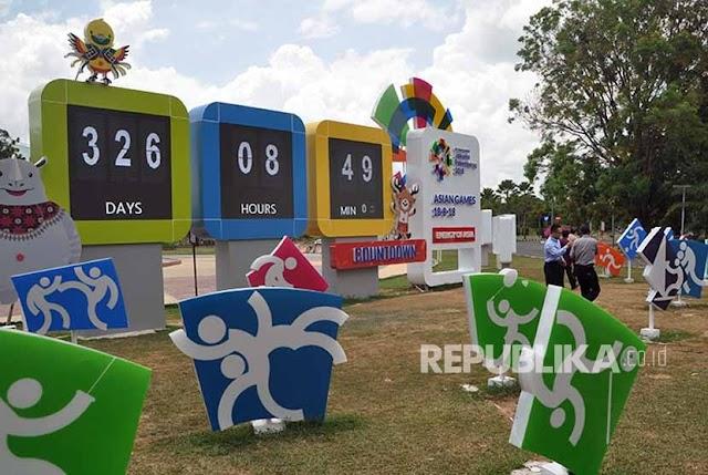 Palembang Siapkan 'Kota Cerdas' untuk Dukung Asian Games