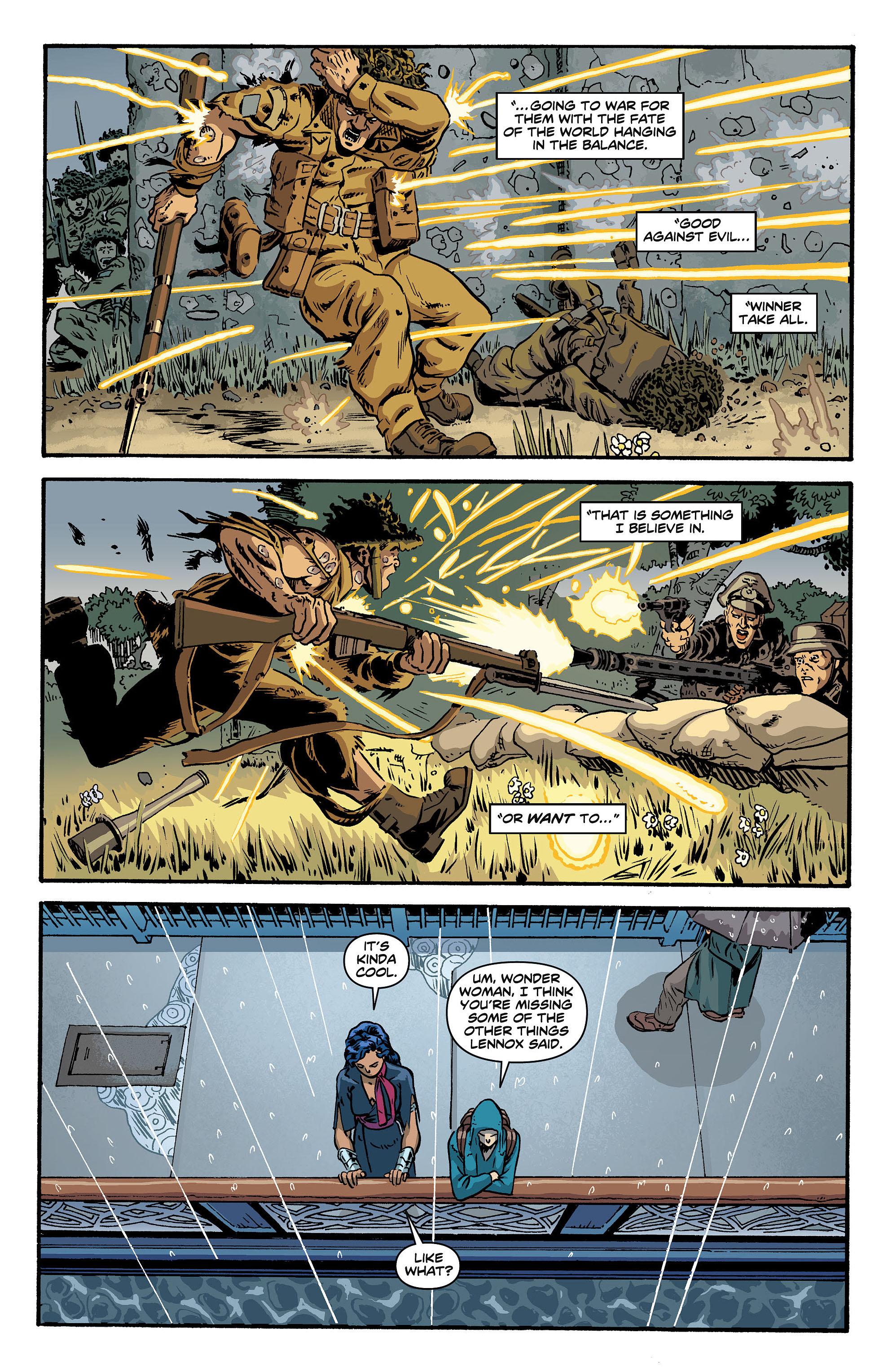 Read online Wonder Woman (2011) comic -  Issue #5 - 11