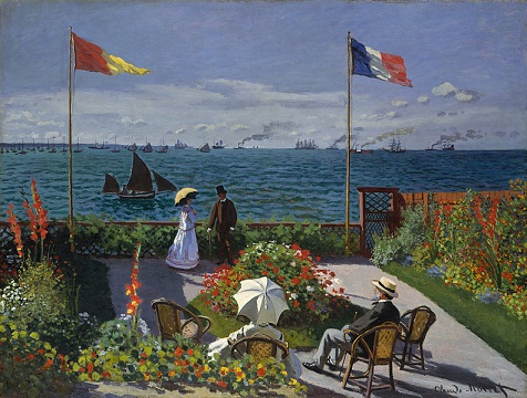 Tranh Claude Monet