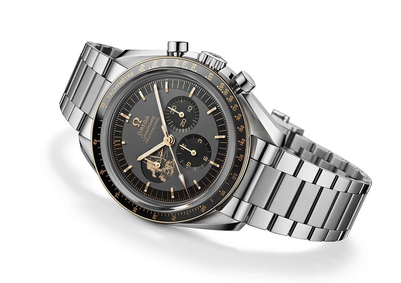 Omega - Speedmaster Apollo 11 50th Anniversary Limited Edition   Time and Watches   The watch blog