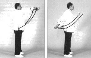 Olahraga Ayunan Tangan Terhadap Titik-Titik Akupuntur