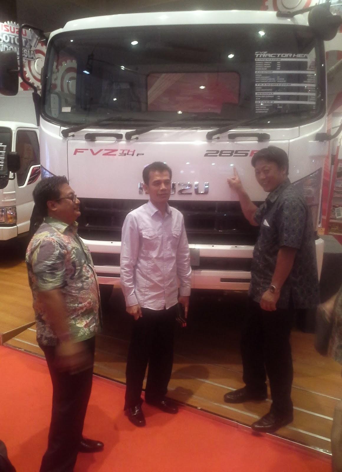 Isuzu Otot Indonesia