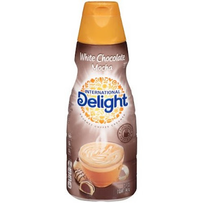 white chocolate mocha creamer review