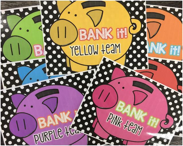 Bank It.. A Fun Way to Learn!