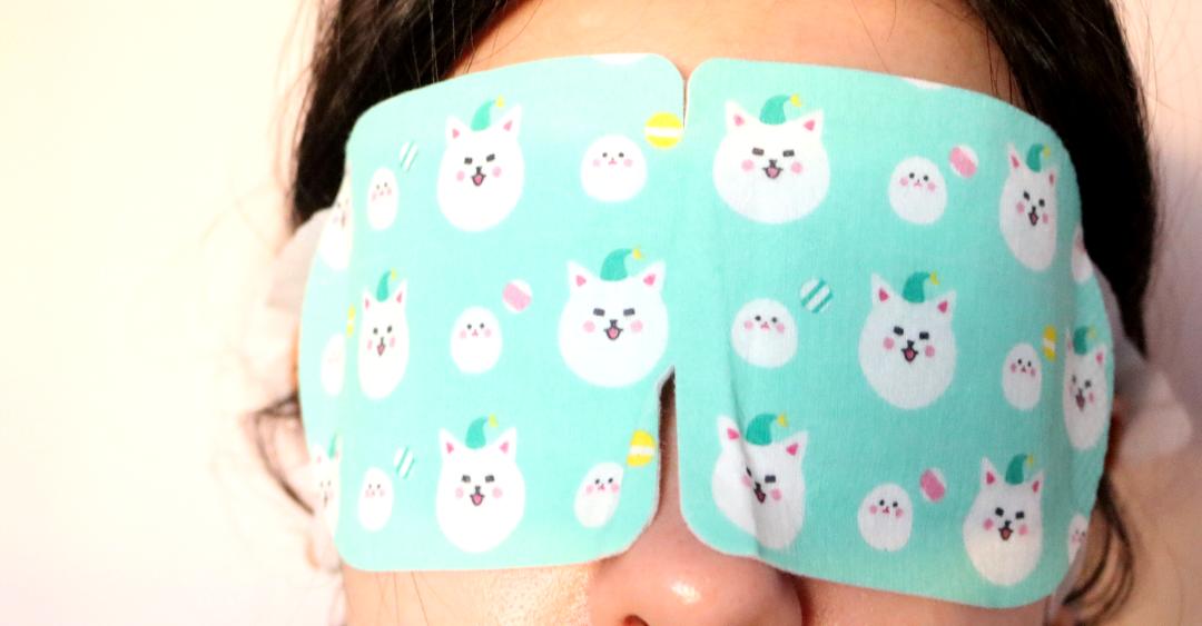 Etude House Heating Eye Mask review