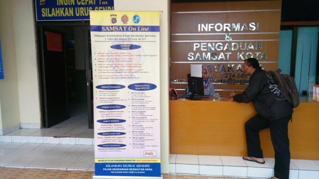 gambar untuk Informasi & pengaduan Samsat