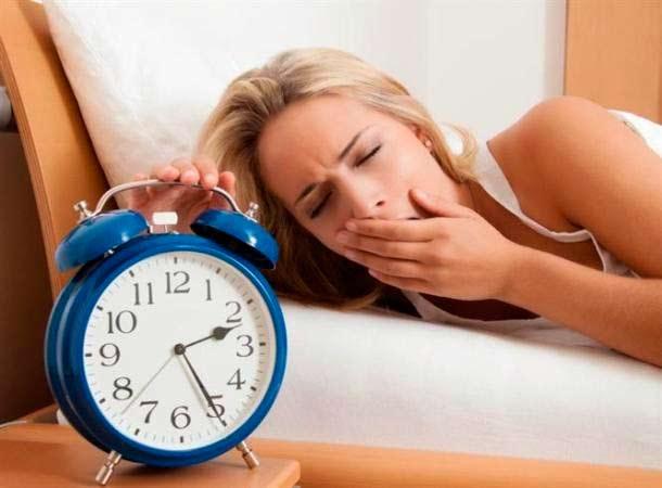 10 errores comunes que provocan la perdida de sueño y sus soluciones