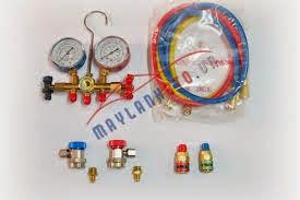 Đồng hồ đo gas cho điều hòa
