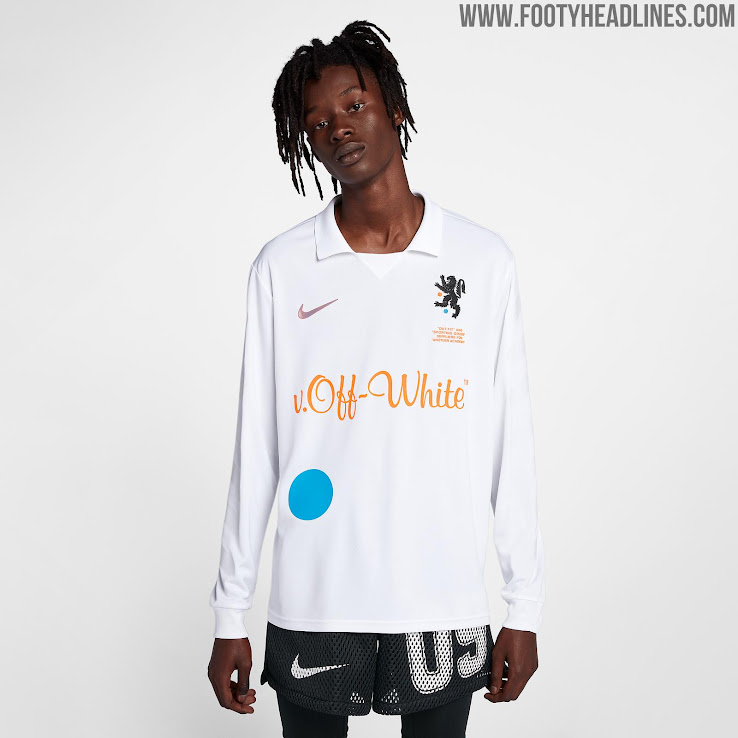 a29c5963ceae Nike Football x Off-White Football Jersey Home