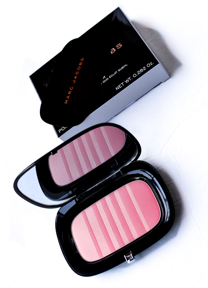 Marc Jacobs Beauty Air Blush Soft Glow Duo - Kink & Kisses (504)
