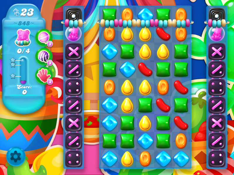 Candy Crush Soda Saga 848