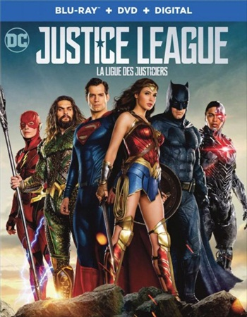 Justice League 2017 English Bluray Full 300mb Download