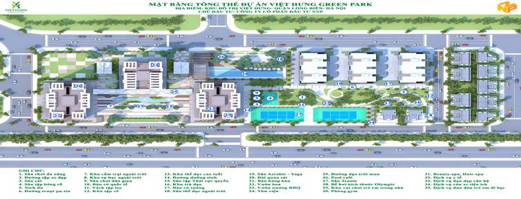 Chung cư Việt Hưng Green Park