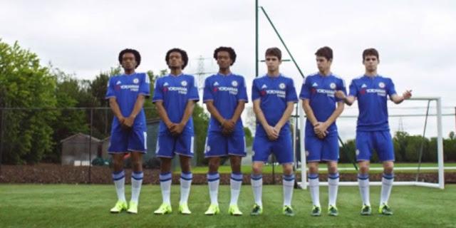 Cuadrado y Oscar protagonizan lo último de adidas y el Chelsea