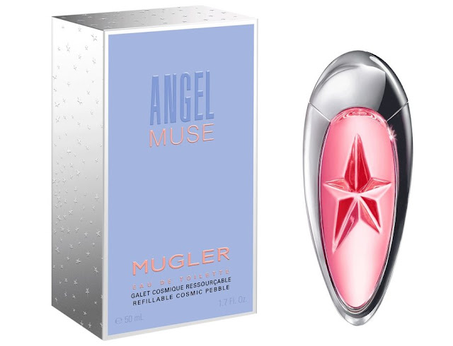 Mugler Angel Muse Eau de Toilette 50 mL