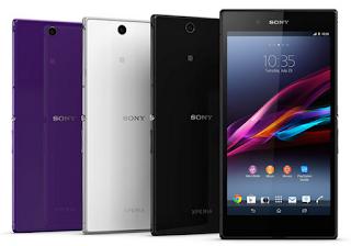 Harga Sony Xperia Z Ultra Terbaru