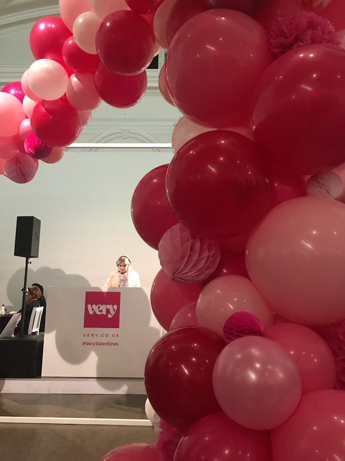 50 shades of pink and red aka Very Valentine's event
