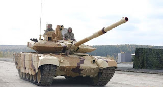 T-90 AM, Rusia (Nilai Bersih $ 4,25 juta)