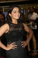 Wamiqa Gabbi in a sleeveless Black Designer Transparent Gown at 64th Jio Filmfare Awards South ~  Exclusive 134.JPG