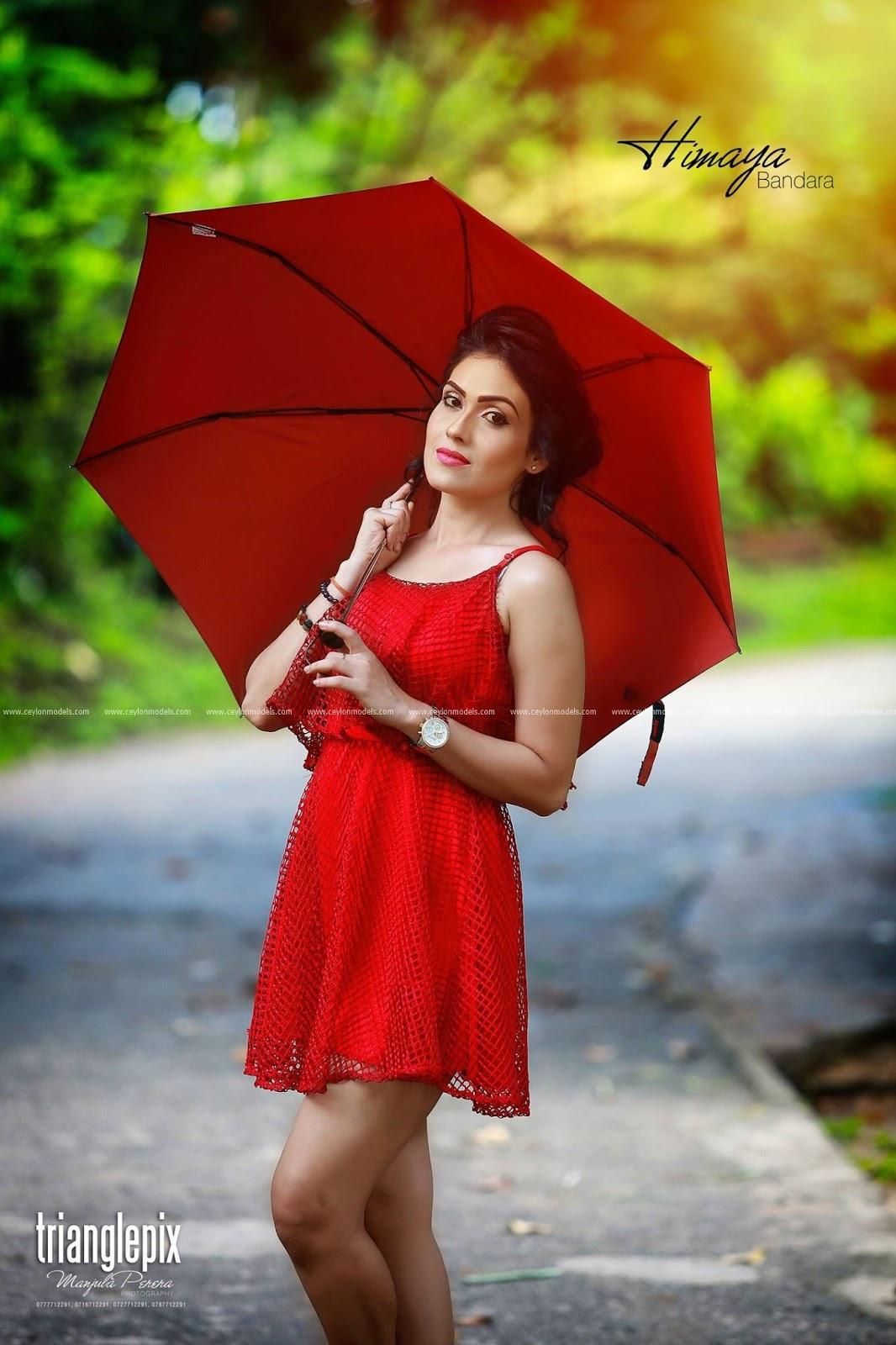 Actress  Models Himaya Bandara - Sri Lankan Beautiful -8186