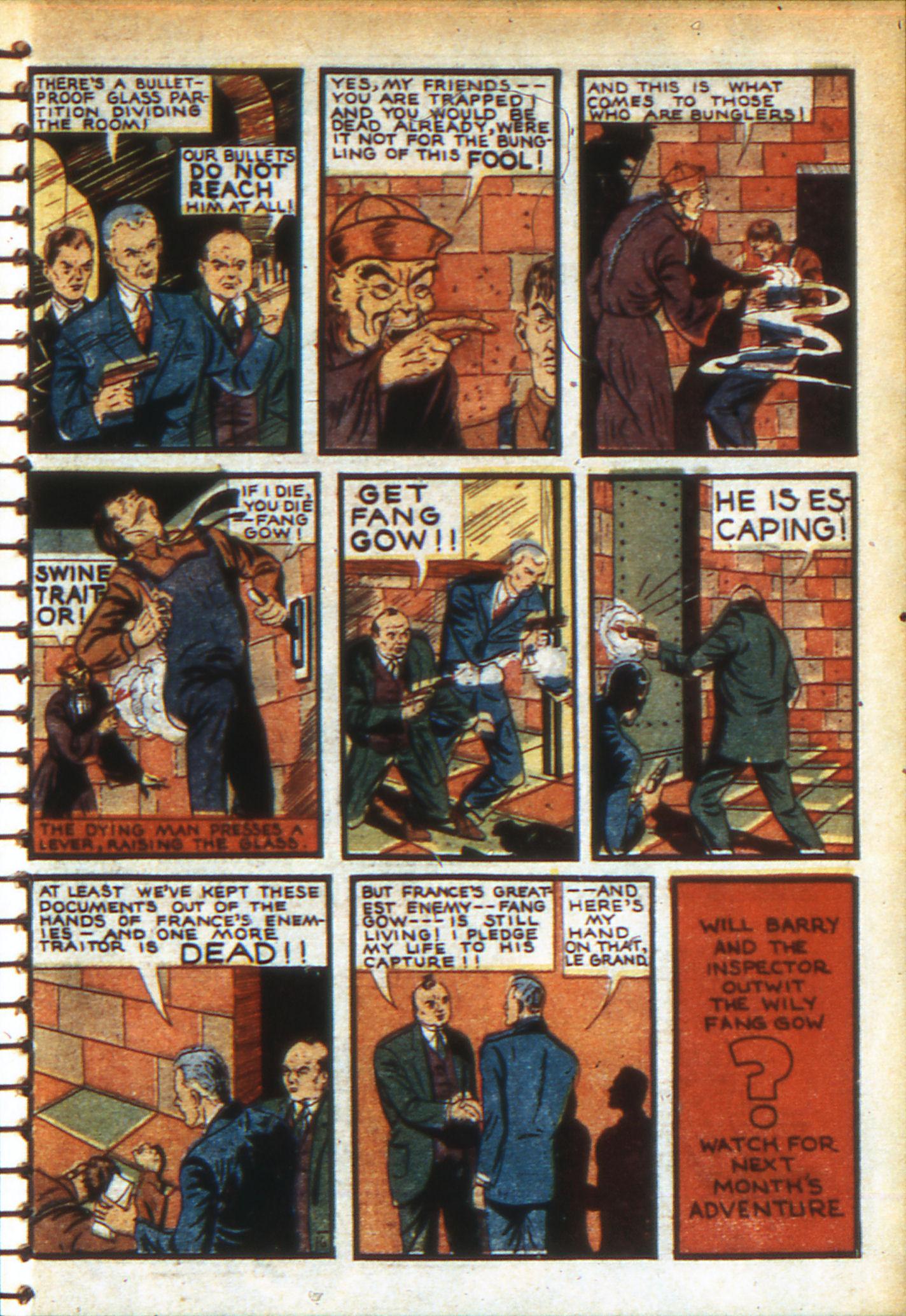 Read online Adventure Comics (1938) comic -  Issue #49 - 15