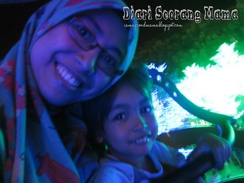 Bersantai Lagi Di i-City Theme Park