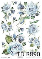 http://zielonekoty.pl/pl/p/Papier-ryzowy-decoupage-ITD-Collection-A4-niebieskie-roze/5595