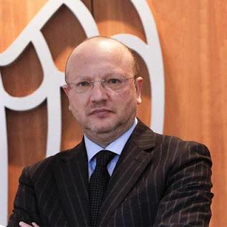 Vincenzo Boccia è il Presidente di Confindustria