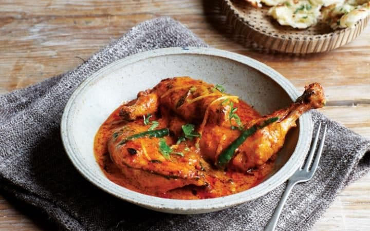 Butter Chicken in Delhi