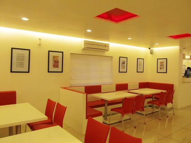 Restaurant Interior- Noida
