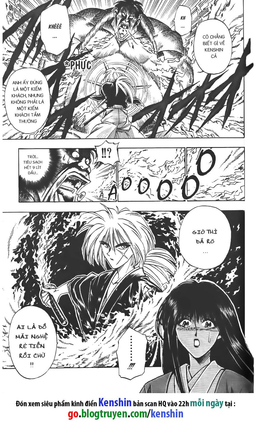 Rurouni Kenshin chap 17 trang 20
