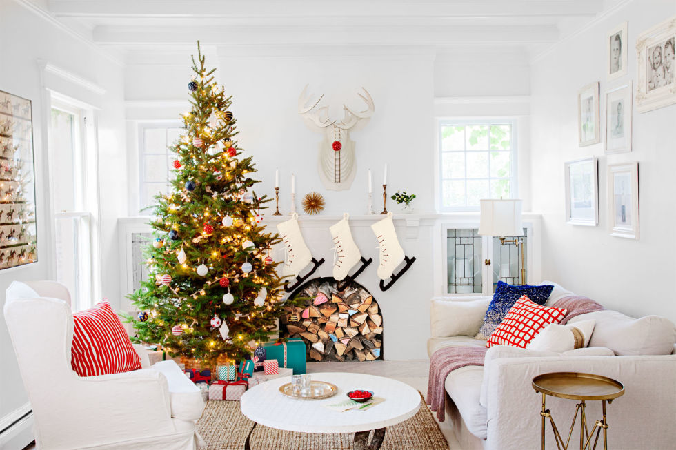 Tres ideas para decorar interiores en navidad - Ideas para decorar interiores ...