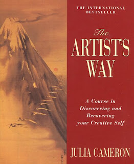 book cover of The Artist Way by Julia Cameron