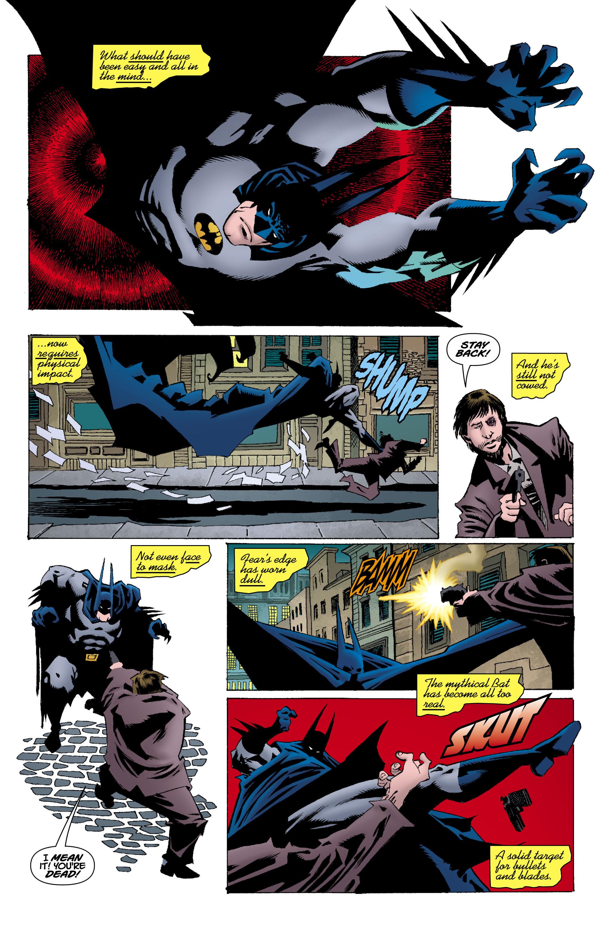 Read online Batman: Unseen comic -  Issue #2 - 9