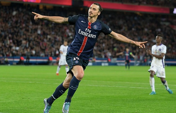 Zlatan Ibrahimovic confirms Manchester United move