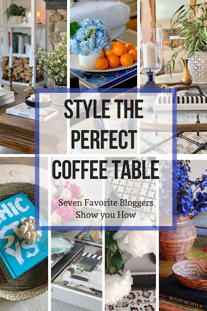 3 Simple Steps for Styling a Chic Coffee Table