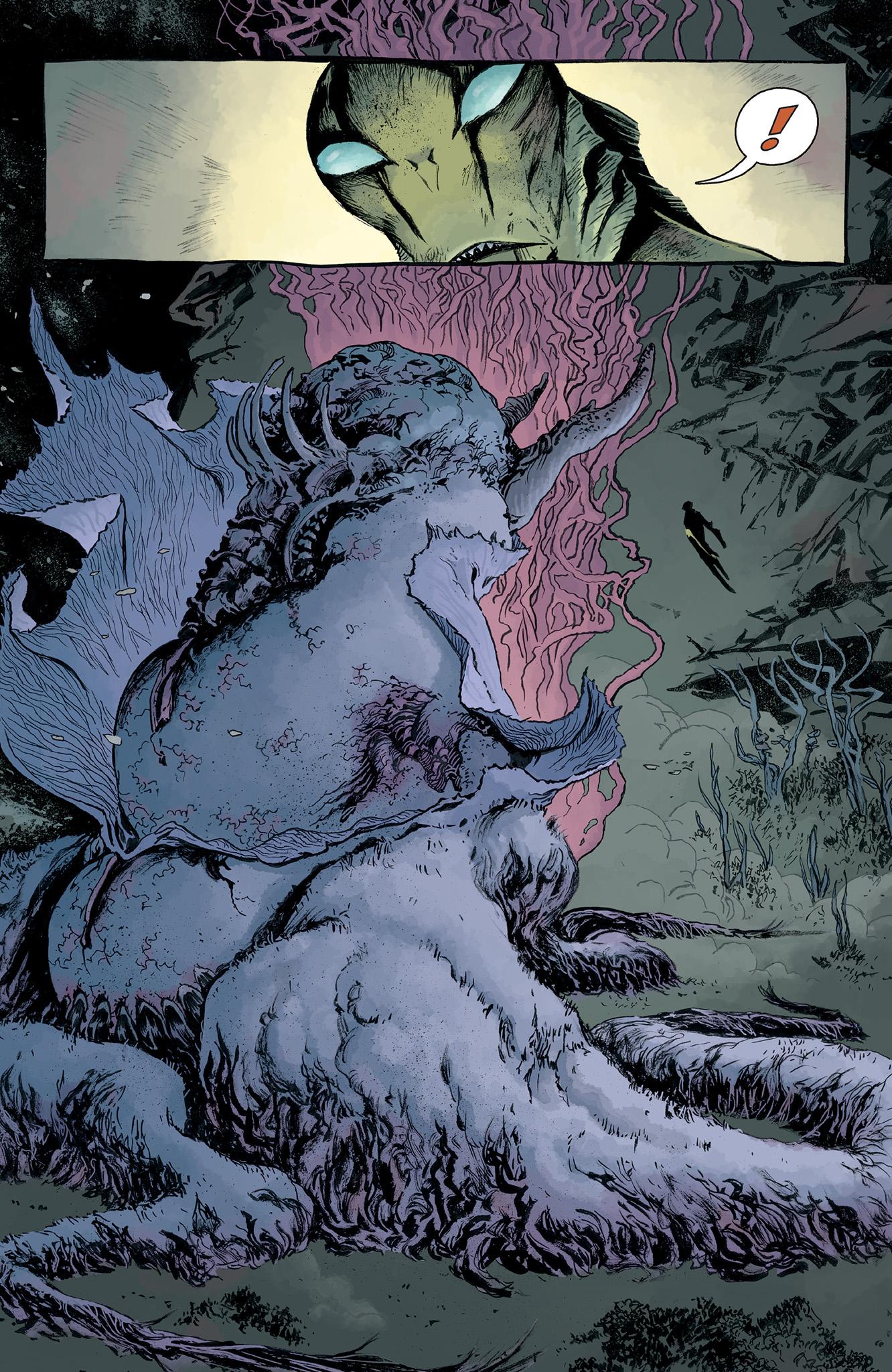 Read online Abe Sapien comic -  Issue #5 - 14