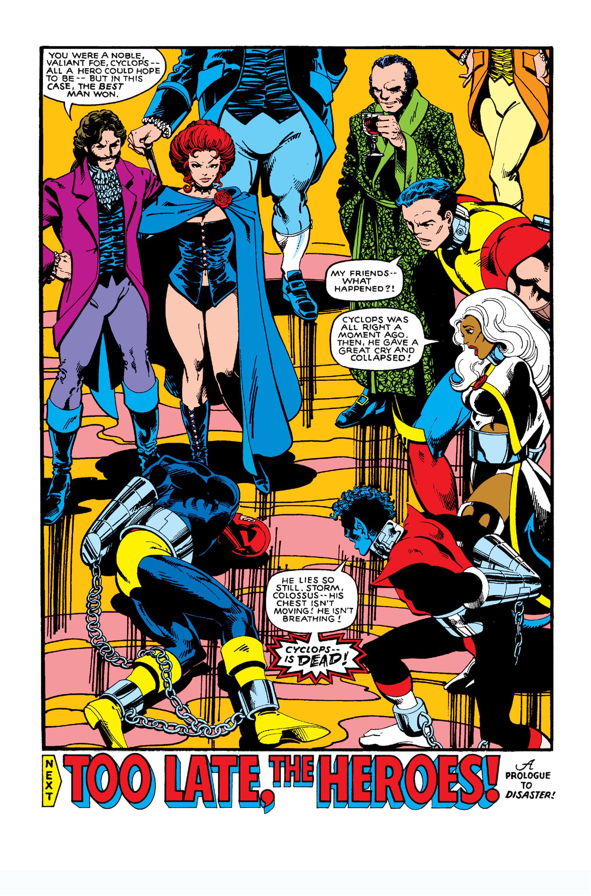 Read online Uncanny X-Men (1963) comic -  Issue #133 - 18