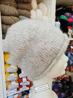 prezzo di strada migliore bambino Lana e Cotone (maglia e uncinetto): Cappello con uncinetto ...