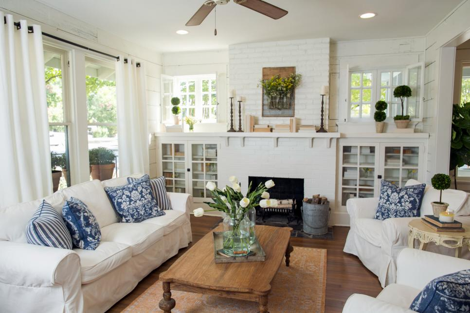 Gracie Blue : My Fixer Upper Dream Home {favorite spaces}