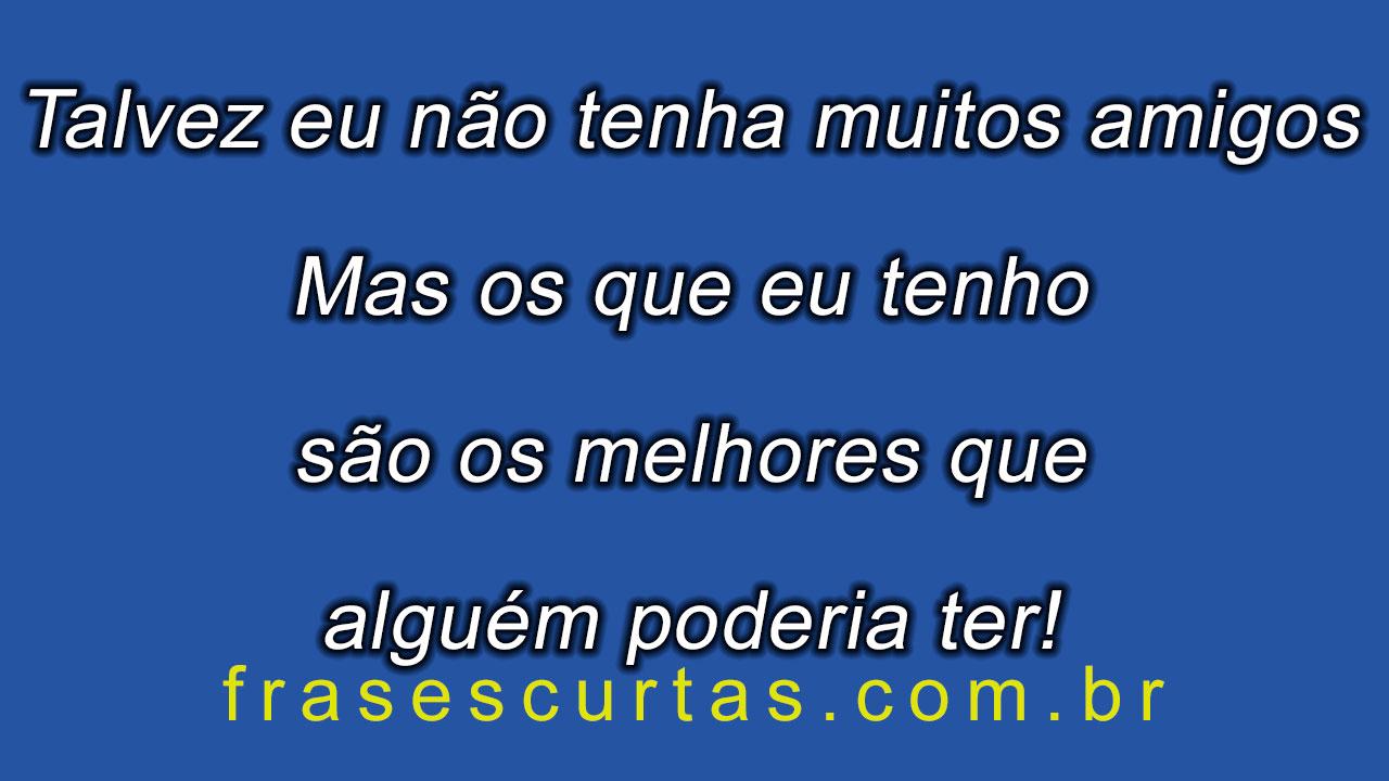 Frases De Dia Do Amigo: Frases Do Dia Do Amigo Do Facebook
