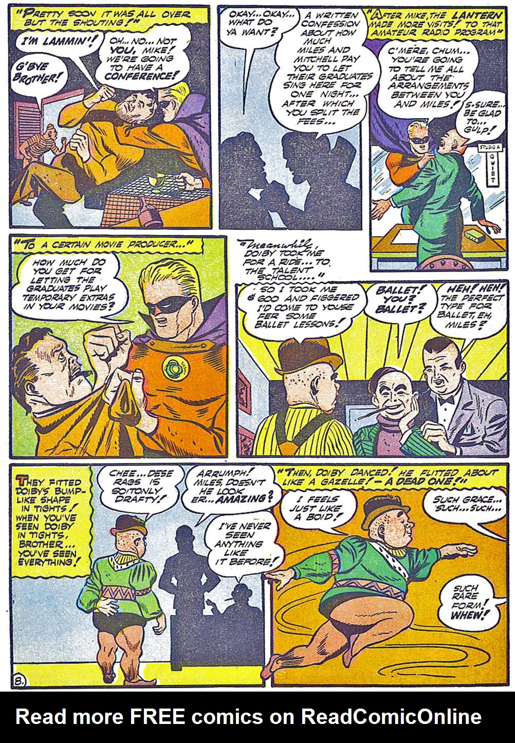 Read online All-American Comics (1939) comic -  Issue #49 - 10
