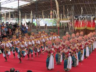Tari Janger, Tarian Pergaulan Pemuda Pemudi Dari Bali
