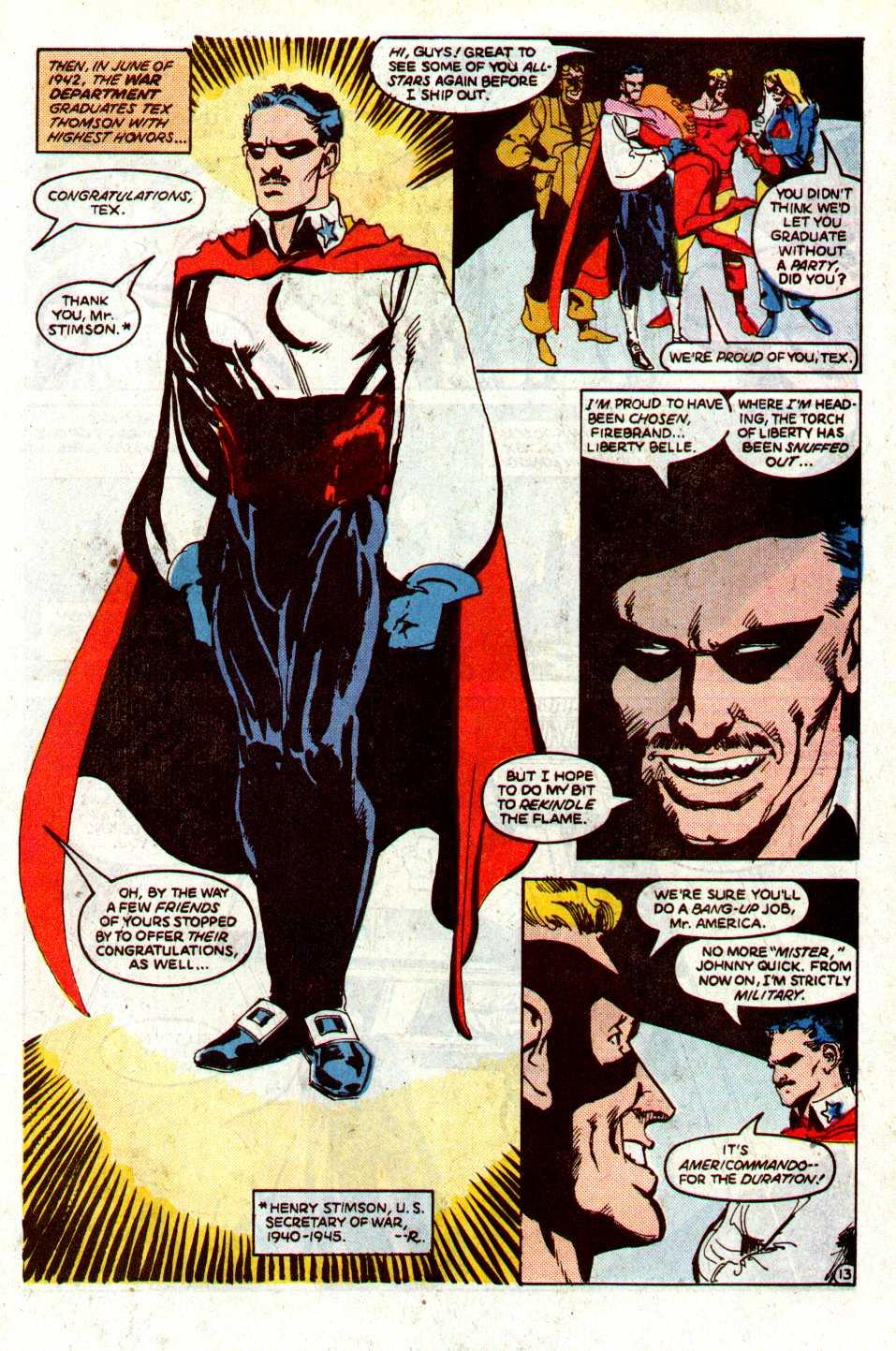 Read online Secret Origins (1986) comic -  Issue #29 - 39