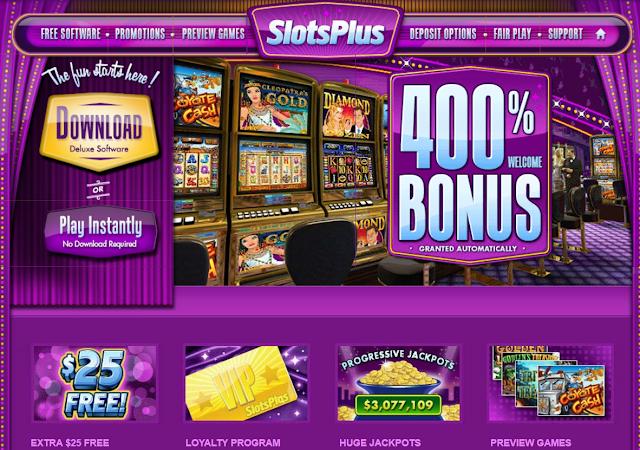Slots Plus Online Casino