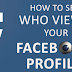 Can You Tell who Views Your Facebook Page